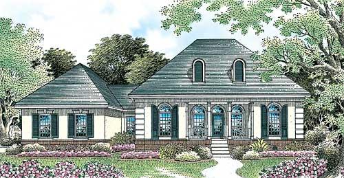 Готовые проекты домов и коттеджей в стиле замок.