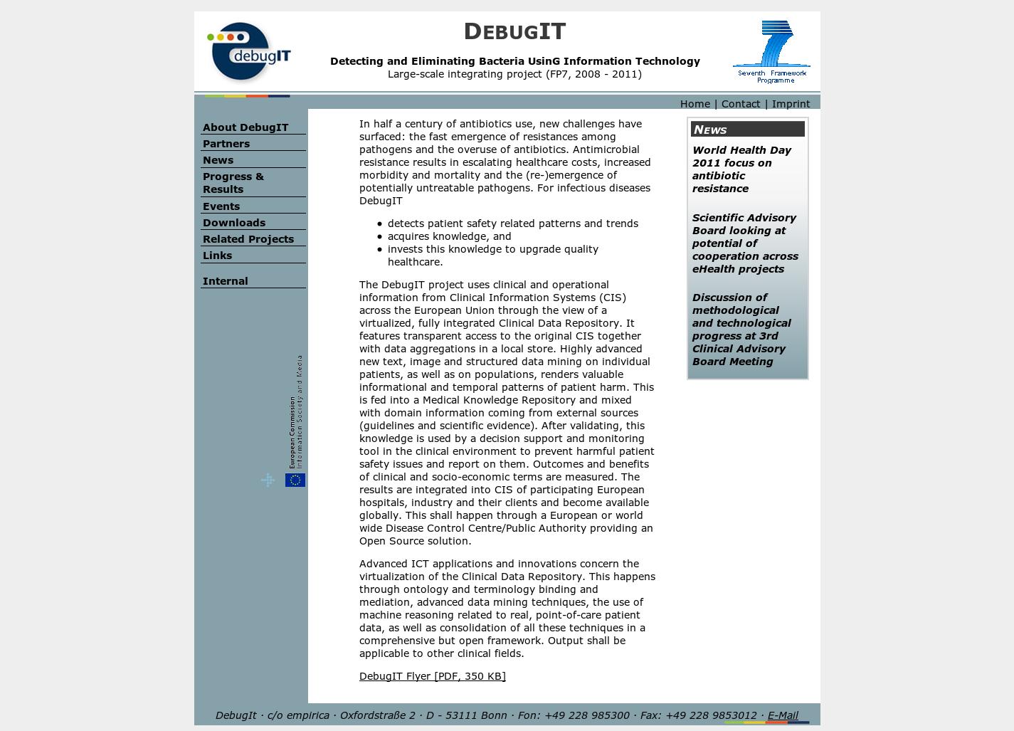 DebugIT Project