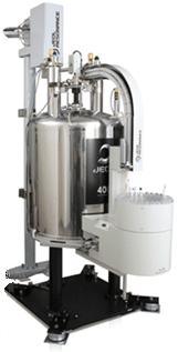 spectrometer JEOL ECZ400R NMR