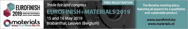 Materials + EuroFinish 2019