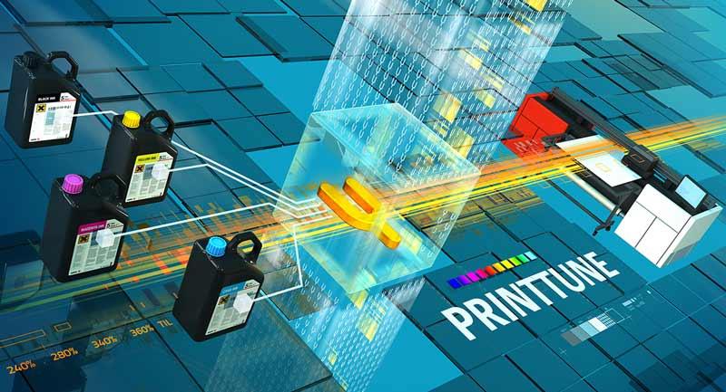 PrintTune print standardization software