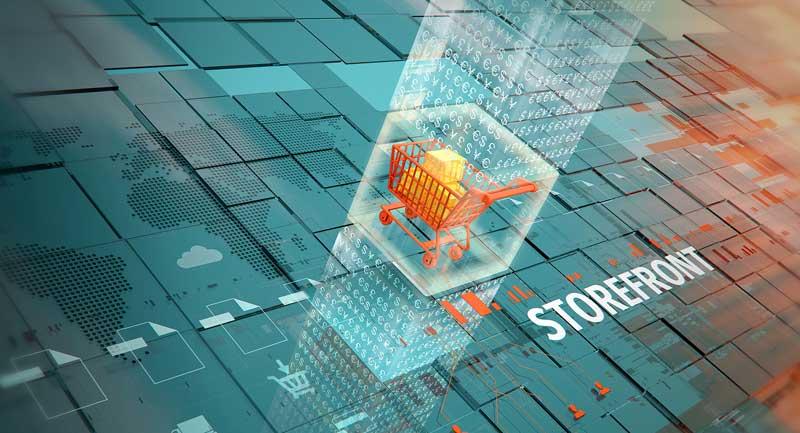Asanti StoreFront web-to-print