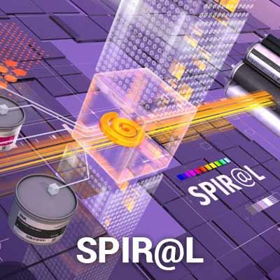 Spiral screening