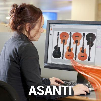 Asanti workflow
