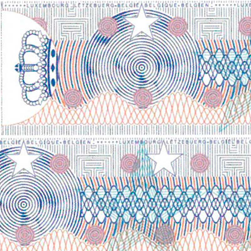 tax stamp design
