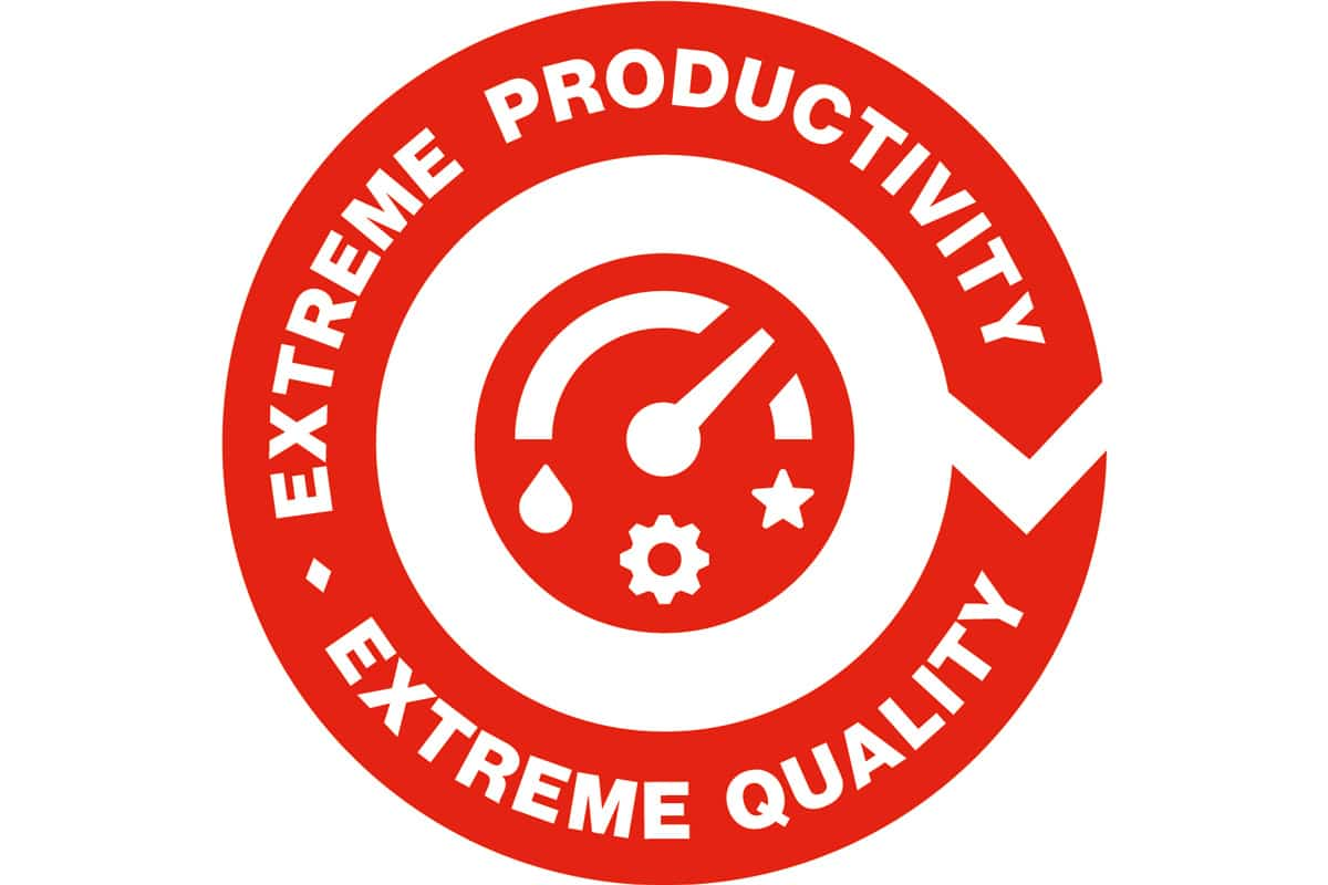 Extreme Productivity Extreme Quality