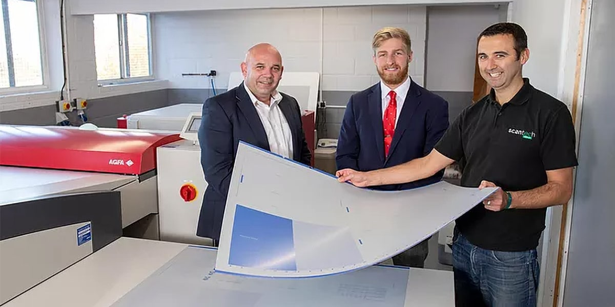 Scantech invests in Agfa prepress equipment