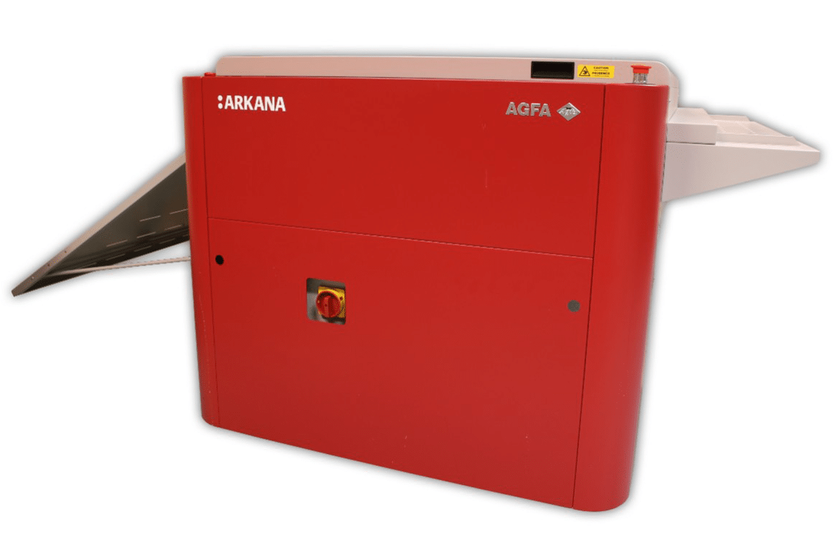Arkana smart CtP processor