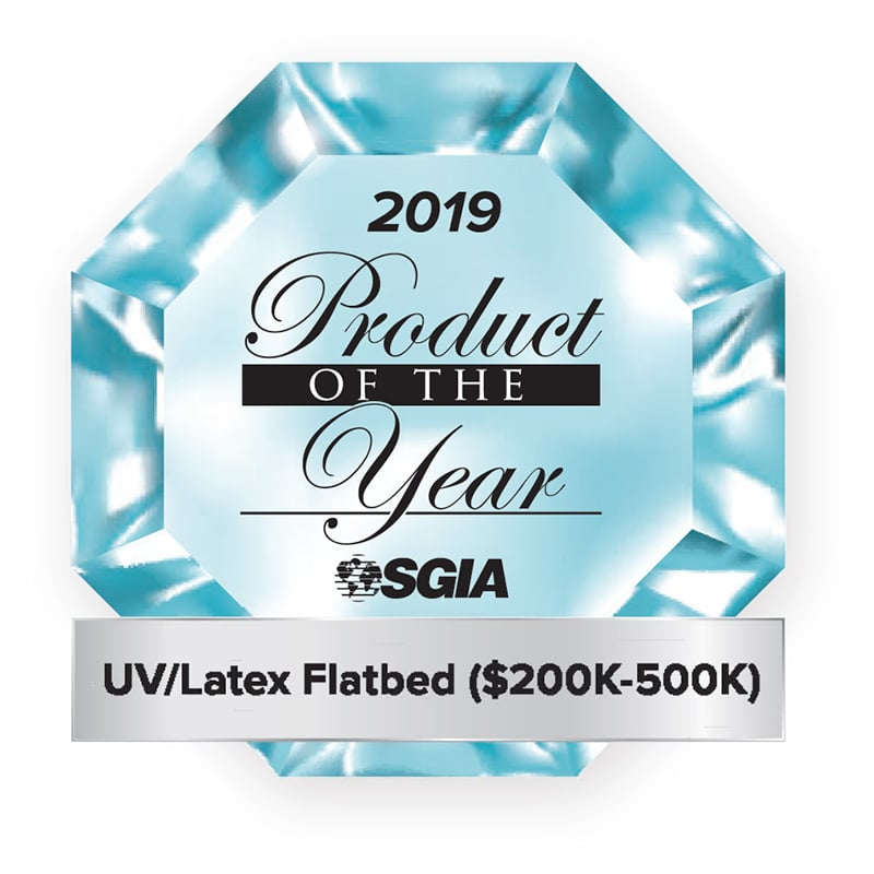 2019 SGIA award Jeti Mira