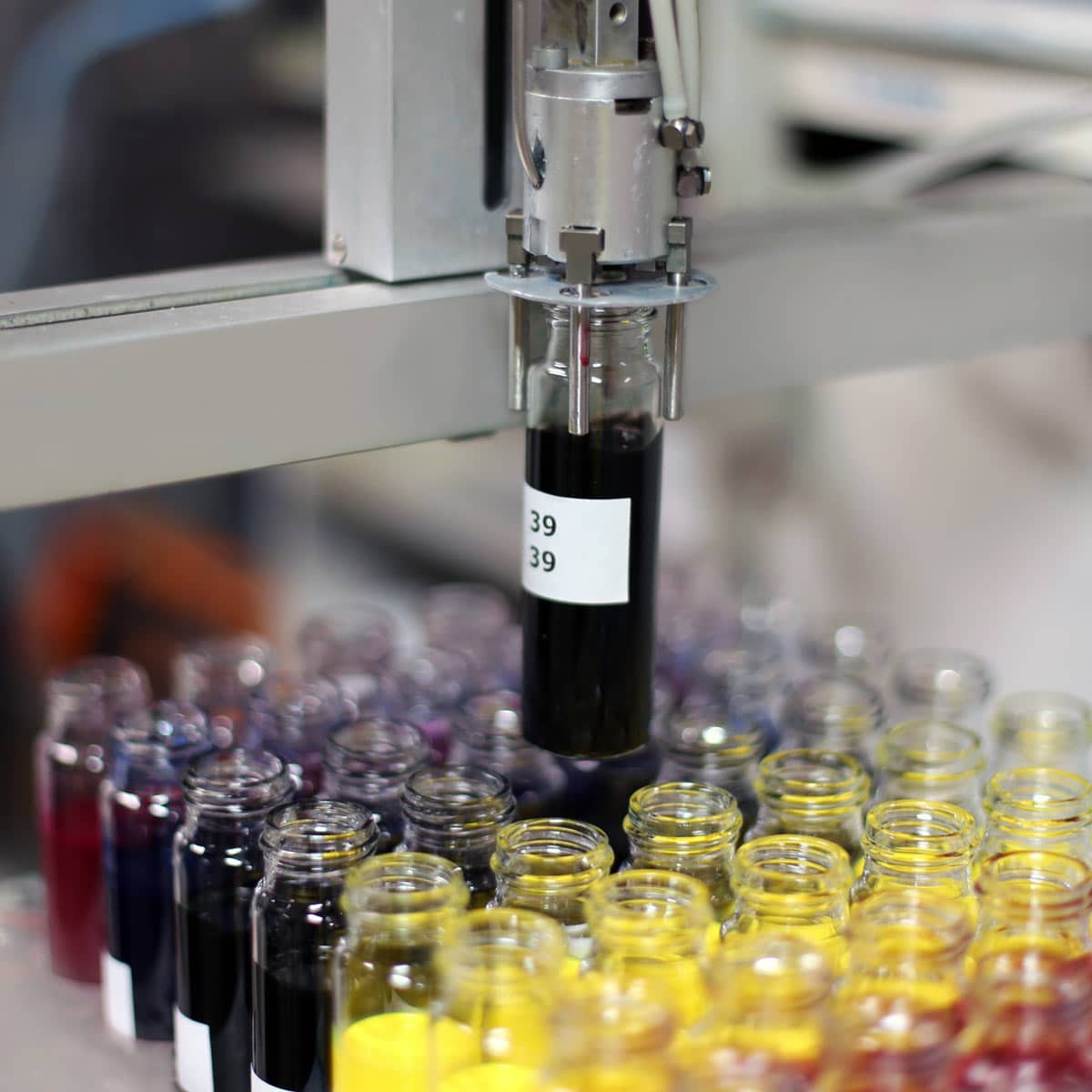Agfa industrial inkjet inks