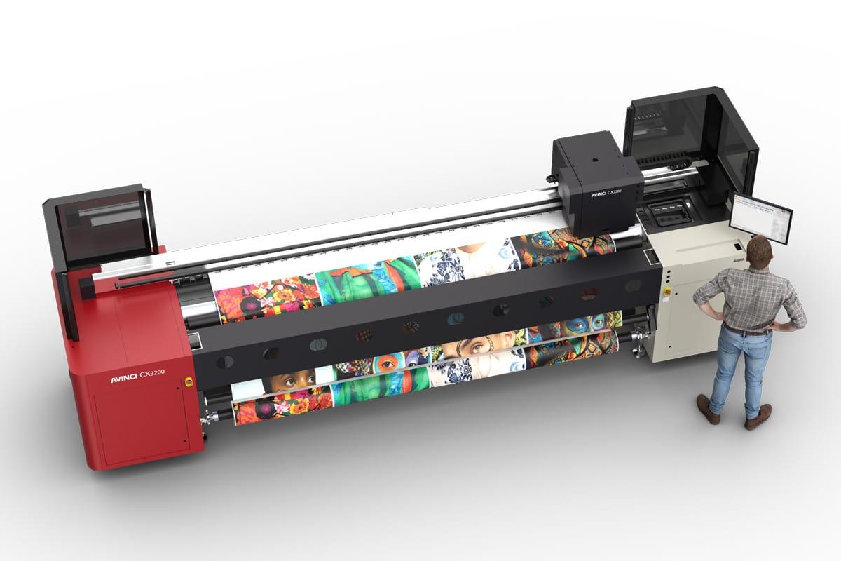Agfa Avinci CX3200