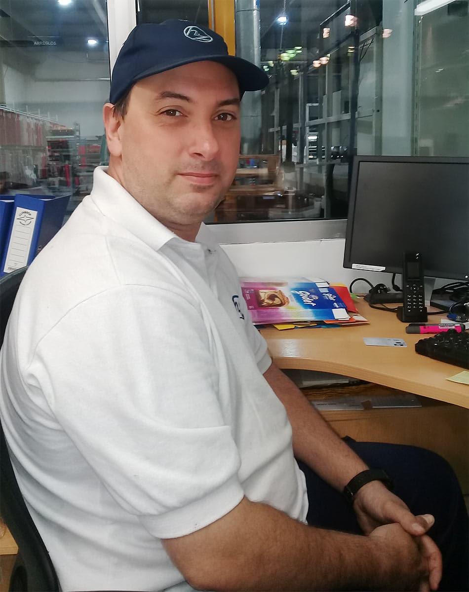 Interpack Diego Goitisolo