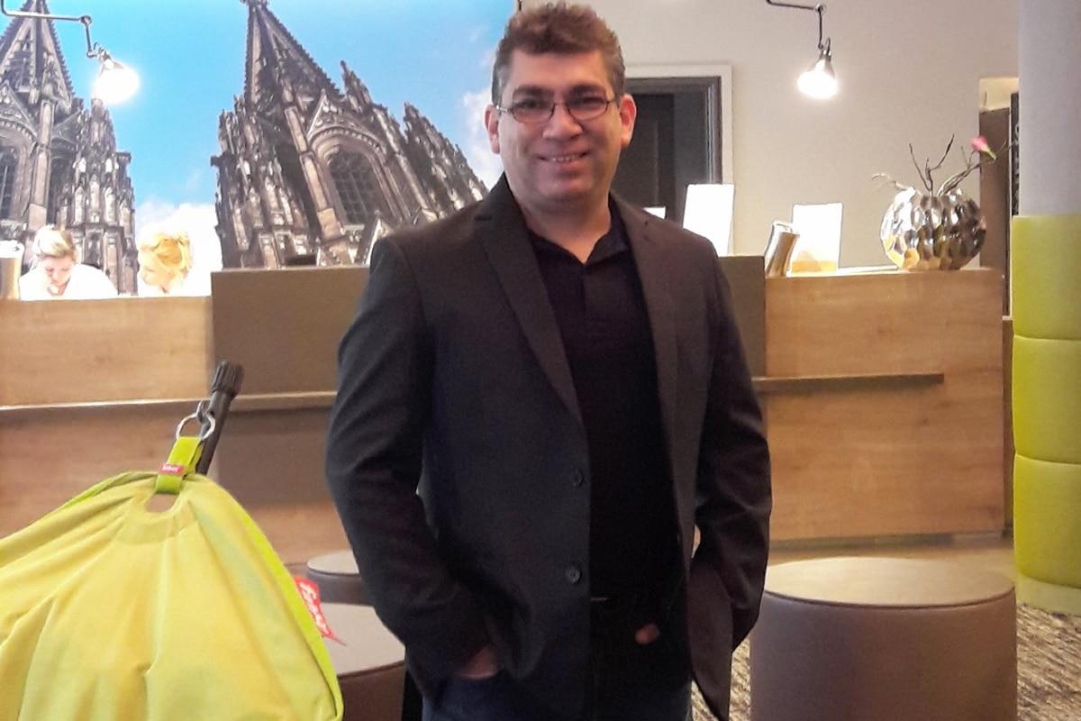 Edson Cavalcanti do Nascimento, Geográfica Production Manager