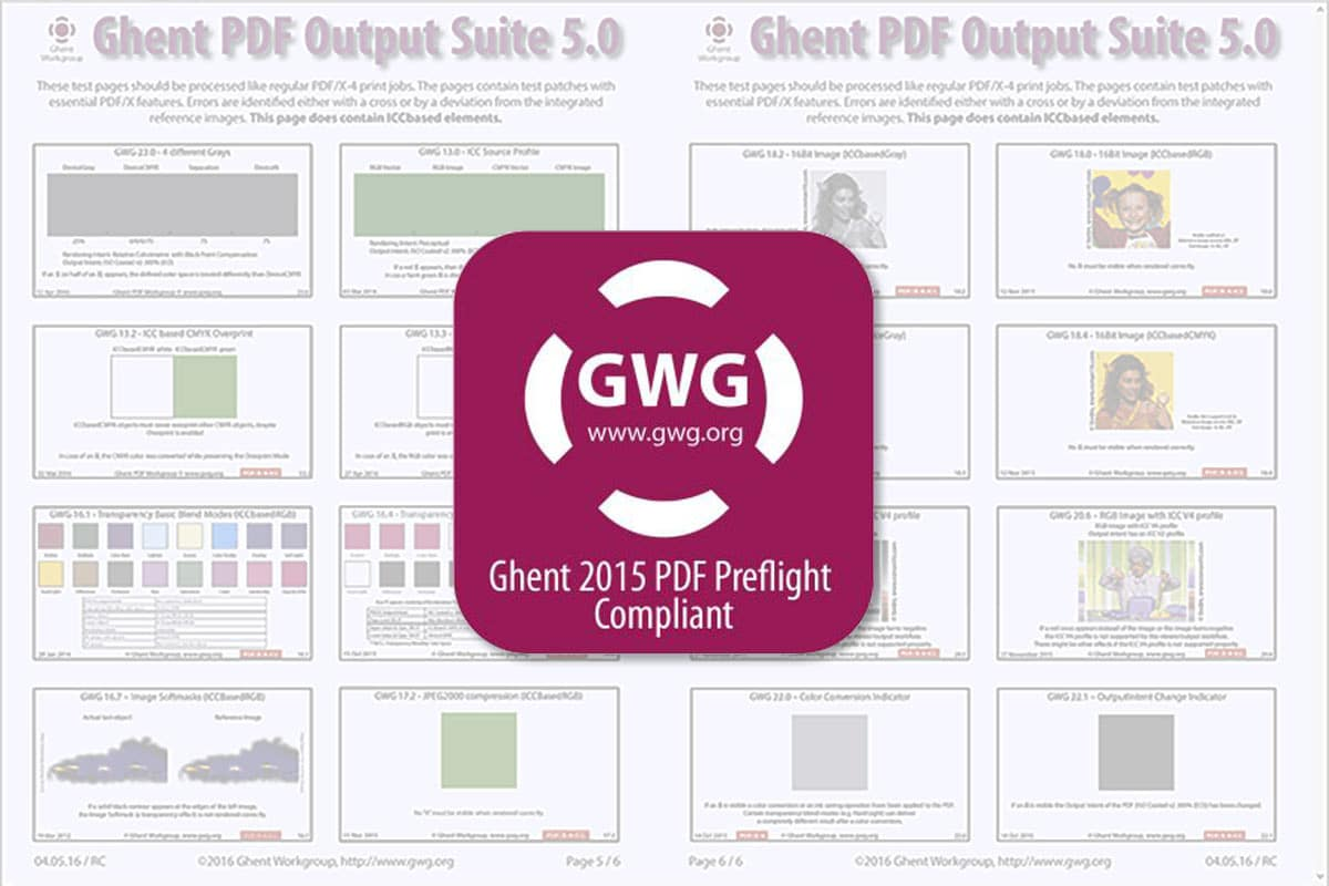 GWG Preflight Profile