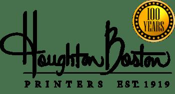 Houghton Boston logo
