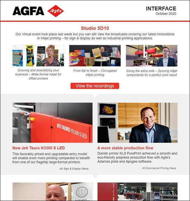 INTERFACE newsletter 10-2020