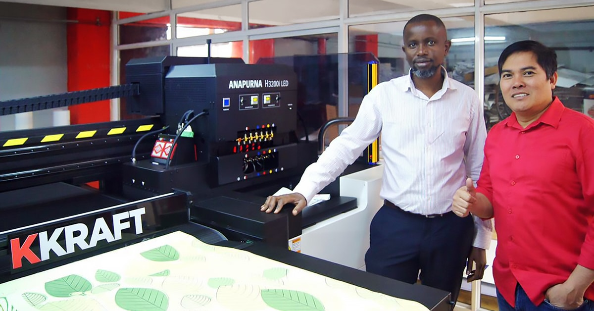 KKraft new Anapurna printer