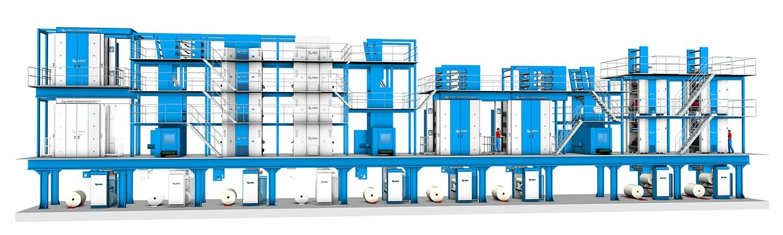 Koenig & Bauer rotation press