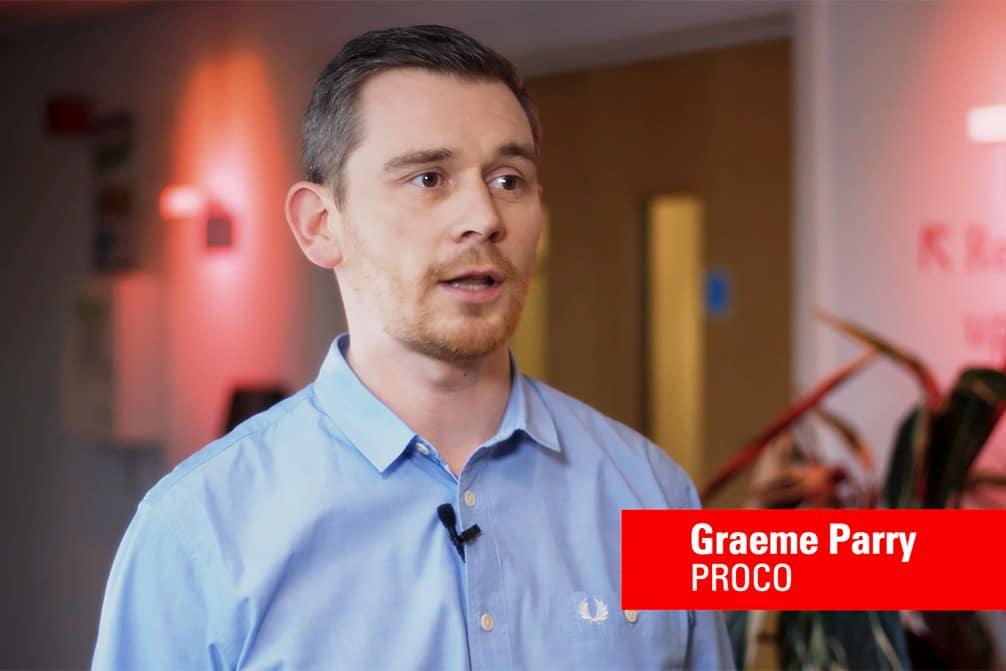 ProCo Graeme Parry