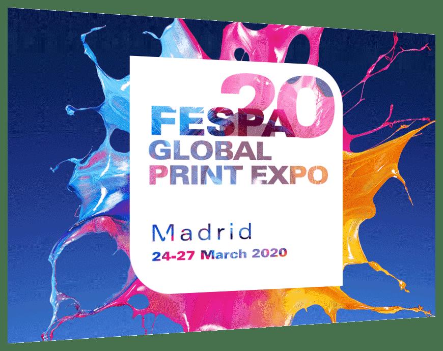 Fespa trade show