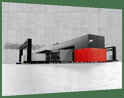Jeti Tauro large-format printer