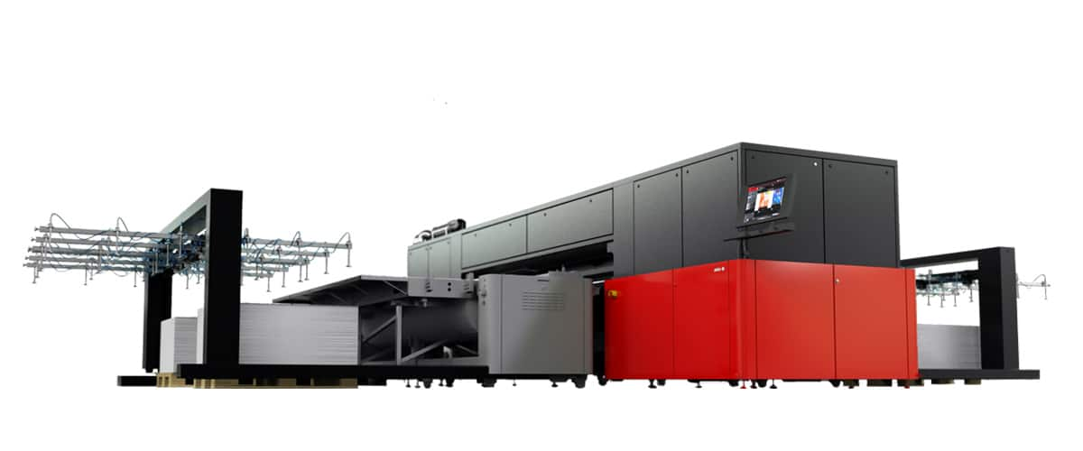 Jeti Tauro H3300 LED large format printer