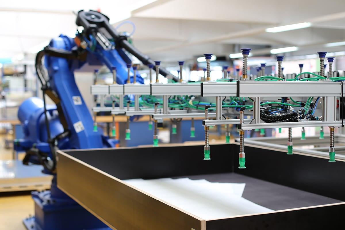 Plate Loading Robot