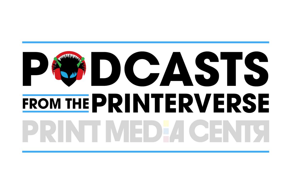 inkjet printing podcasts