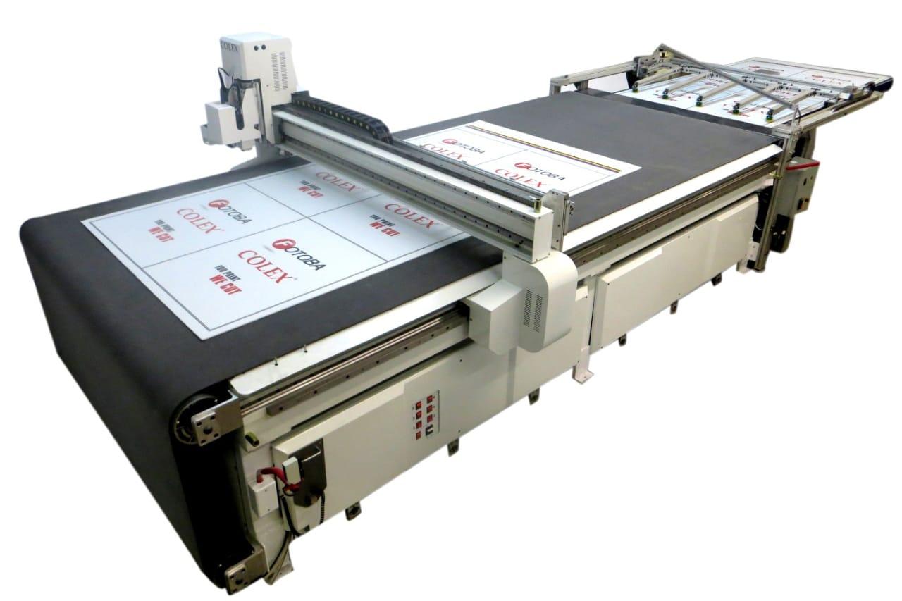 Colex Sharpcut Flatbed Conveyor