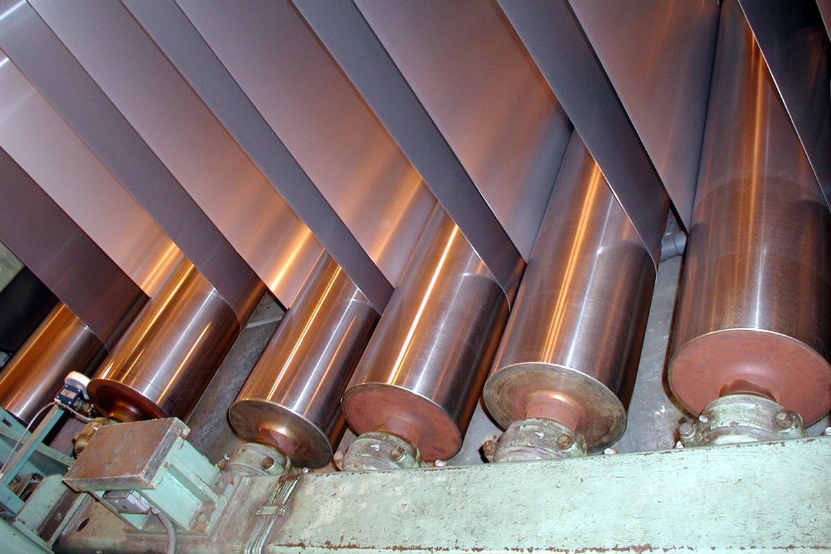 Aluminium for printing plate production