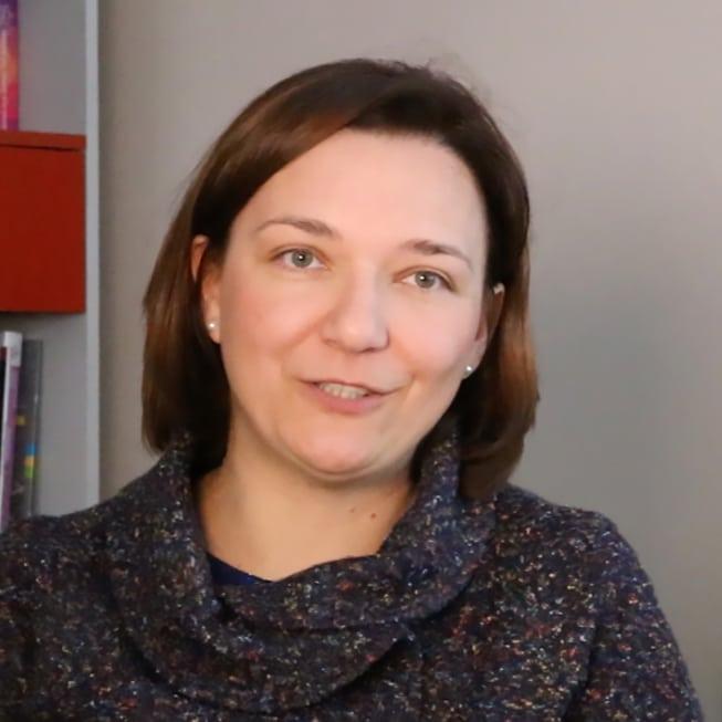 Izabela Jasińska, Director db Print Polska
