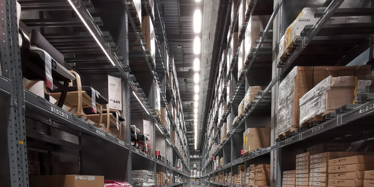 suppliers products in warehouse
