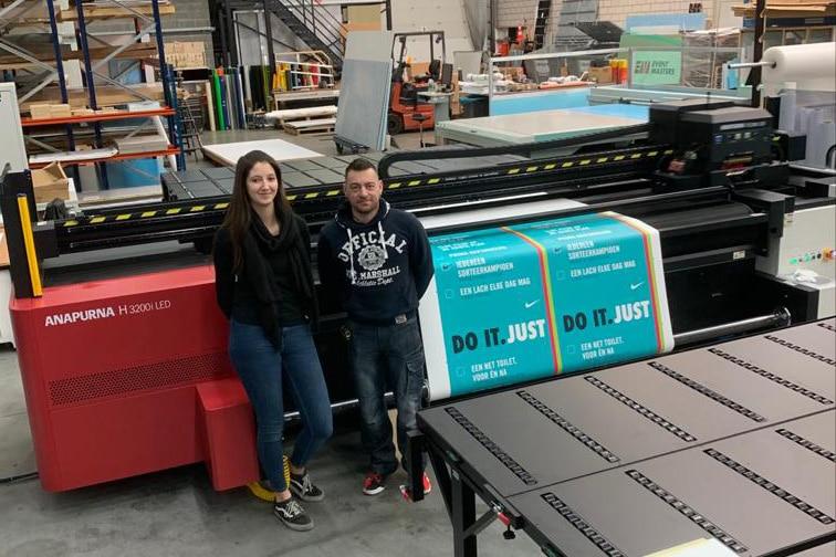 grootformaat printers bij PRINTiX
