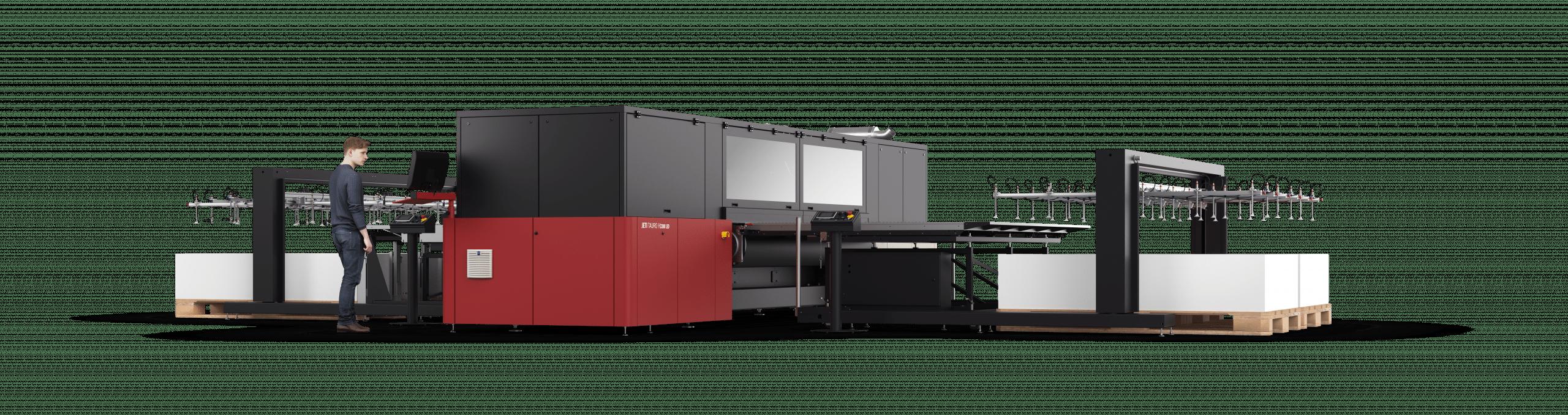 Jeti Tauro H3300 Full Automation