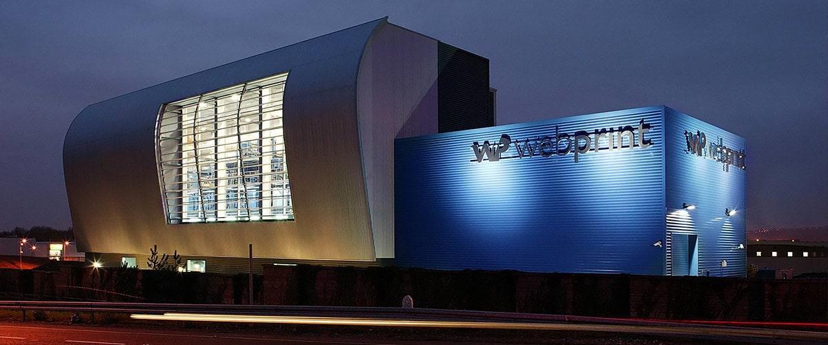 WebPrint building