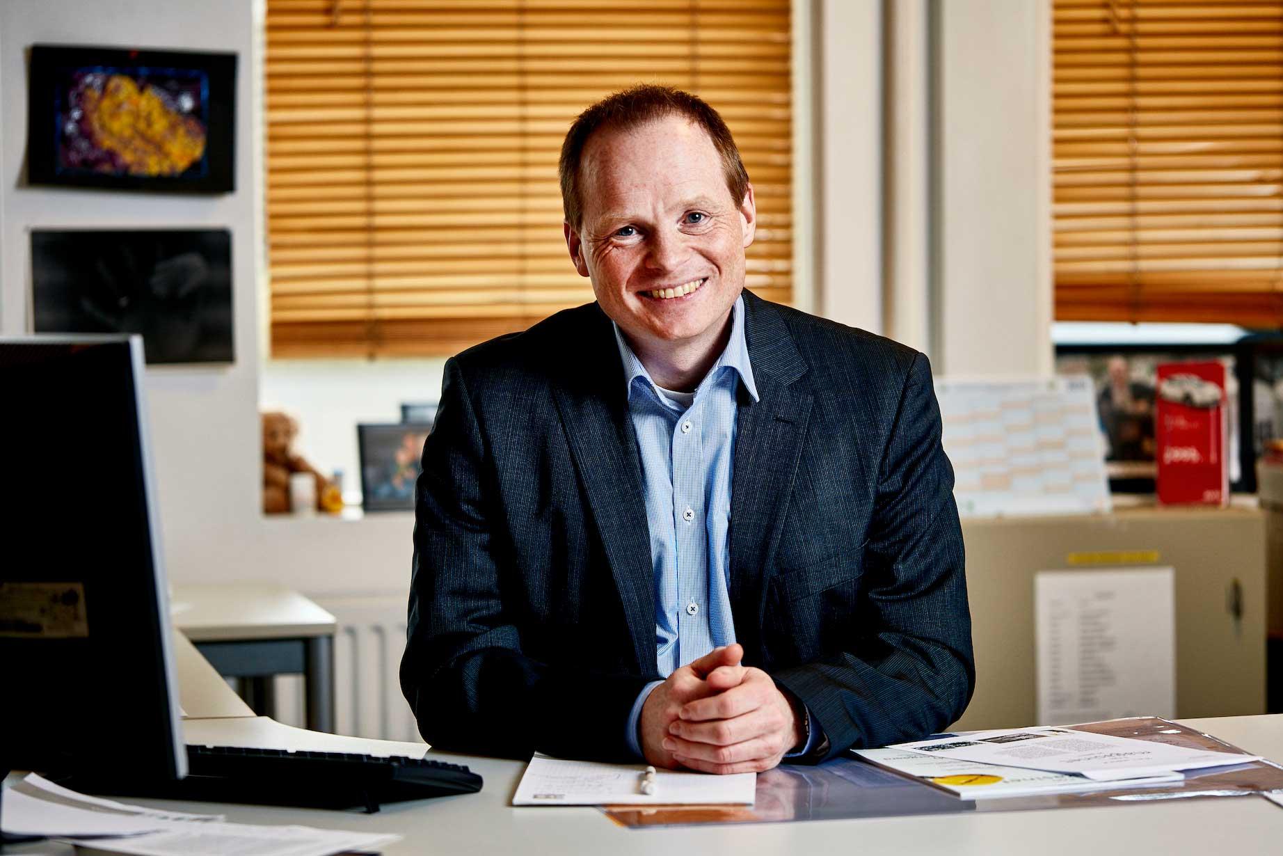 KLS PurePrint, CEO Kasper Larsen