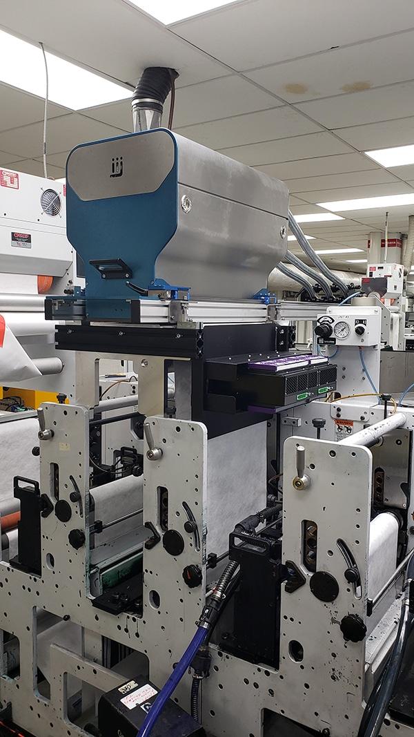 single-pass UV inkjet printing solutions