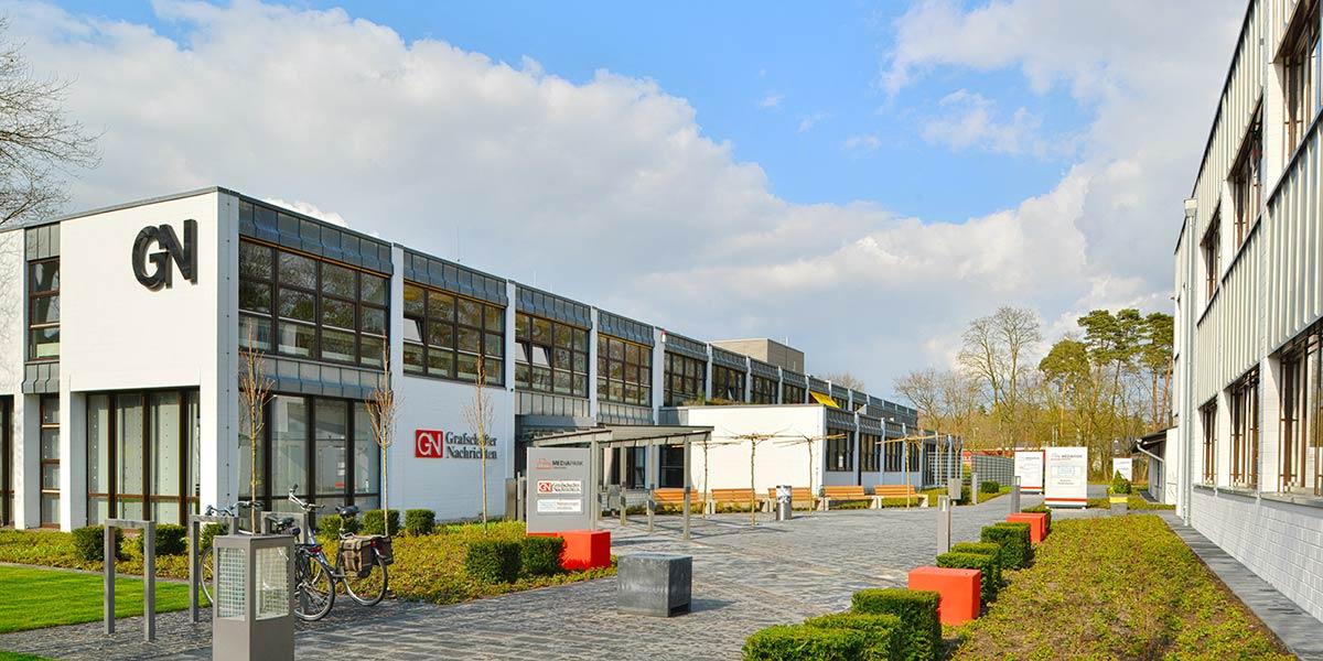 Erweiterung Mediapark