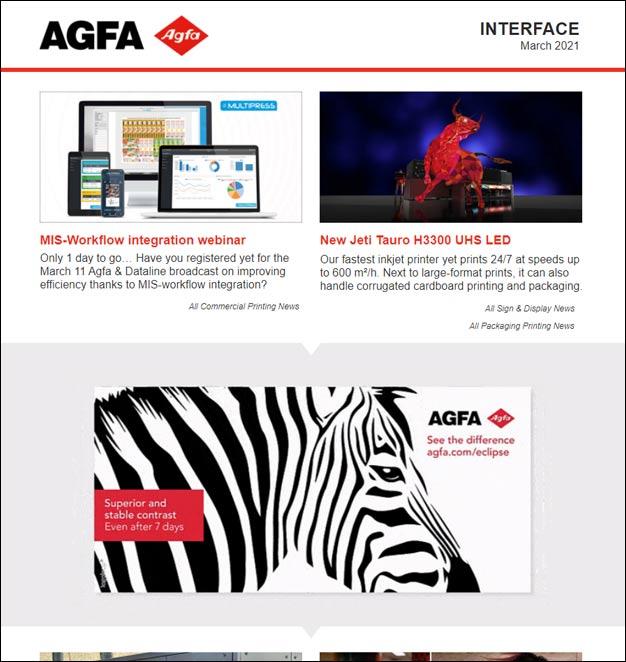 INTERFACE newsletter