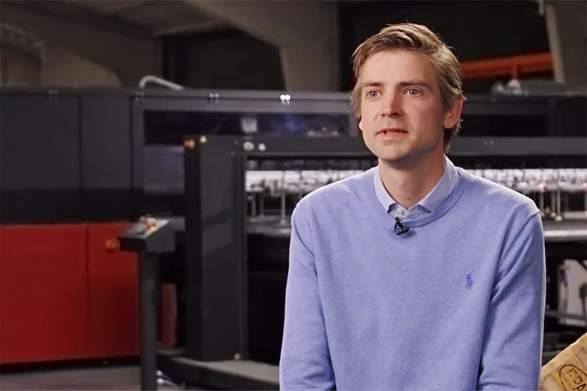 Beyeart Printing interview
