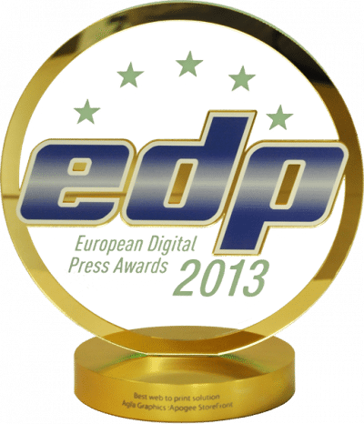 Best web-to-print solution award