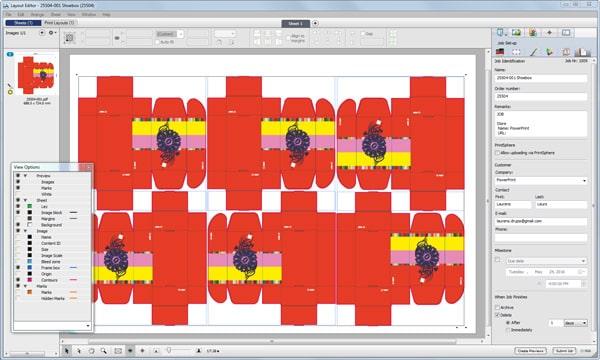 Asanti Produciton prepress workflow