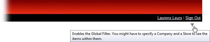 global filter