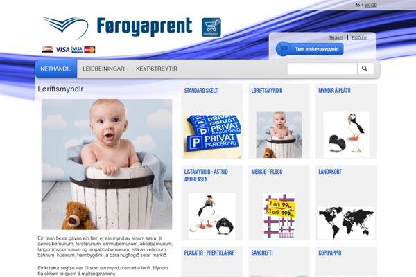store for regional market